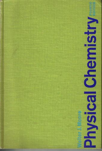 Large book cover: Physical Chemistry