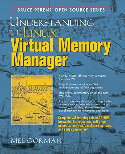 Large book cover: Understanding the Linux Virtual Memory Manager