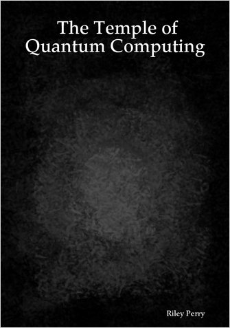 Large book cover: The Temple of Quantum Computing