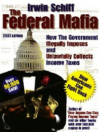 Large book cover: The Federal Mafia