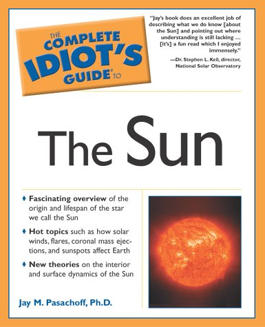 Large book cover: The Complete Idiot's Guide to The Sun