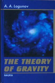 Large book cover: The Theory Of Gravity