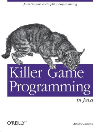 Large book cover: Killer Game Programming in Java