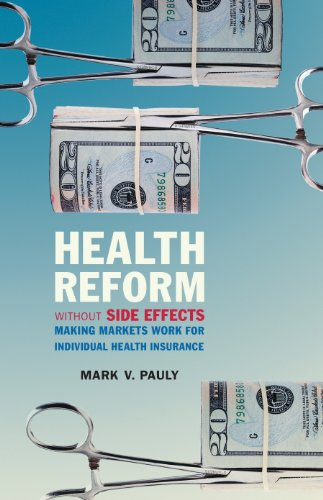 Large book cover: Health Reform without Side Effects