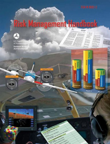 Large book cover: Risk Management Handbook