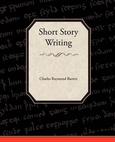 Large book cover: Short Story Writing