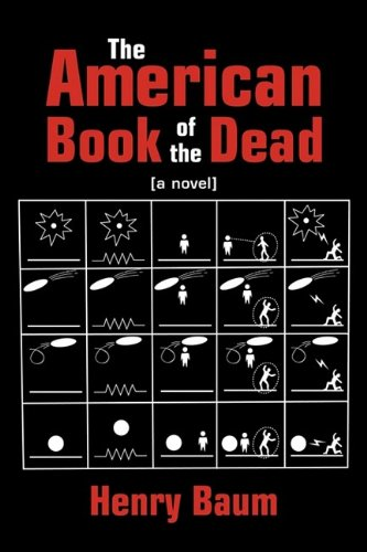 Large book cover: The American Book of the Dead