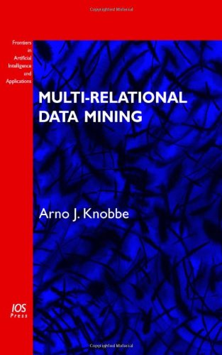 Large book cover: Multi-Relational Data Mining
