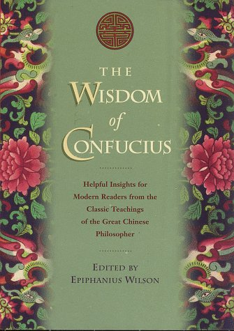 Large book cover: The Wisdom of Confucius