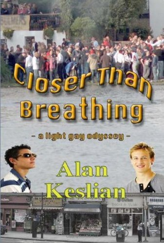 Large book cover: Closer Than Breathing