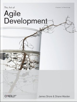 Large book cover: The Art of Agile Development