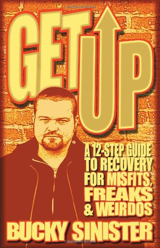 Large book cover: Get Up