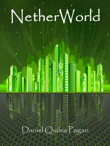 Large book cover: NetherWorld