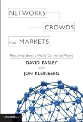 Large book cover: Networks, Crowds, and Markets