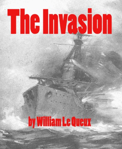 Large book cover: The Invasion