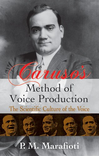Large book cover: Caruso's Method of Voice Production: The Scientific Culture of the Voice
