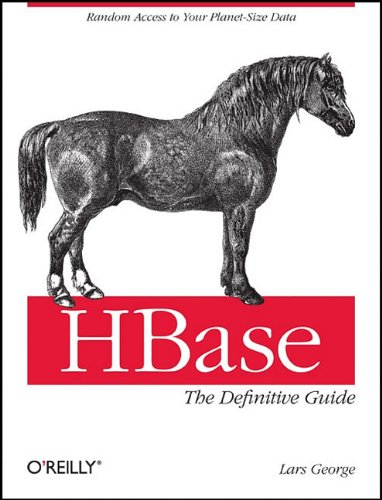 Large book cover: HBase: The Definitive Guide