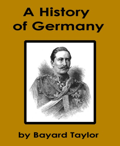 Large book cover: A History of Germany