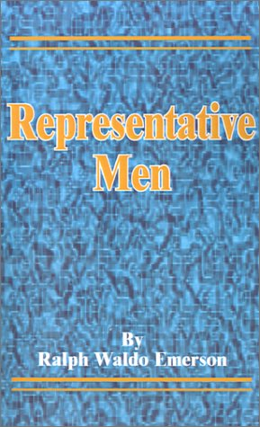 Large book cover: Representative Men