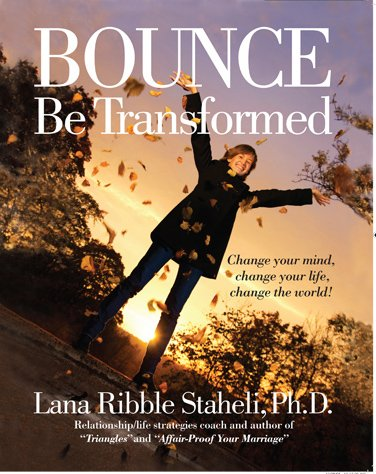 Large book cover: Bounce: Be Transformed