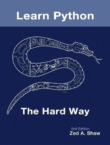 Learn Python The Hard Way By Zed A Shaw Read Online