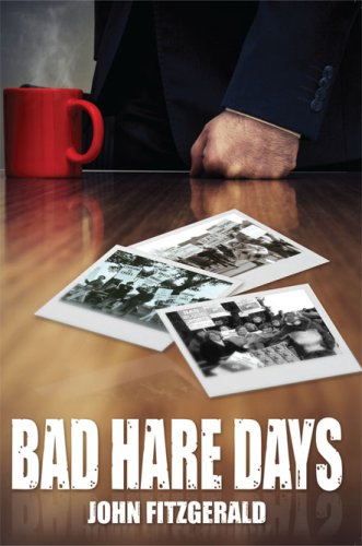 Large book cover: Bad Hare Days