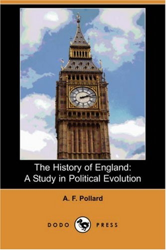 Large book cover: The History of England