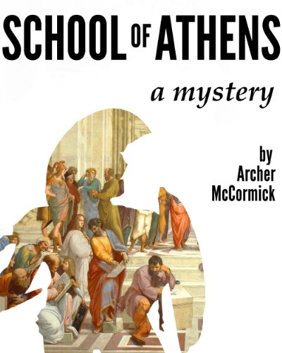 Large book cover: School of Athens