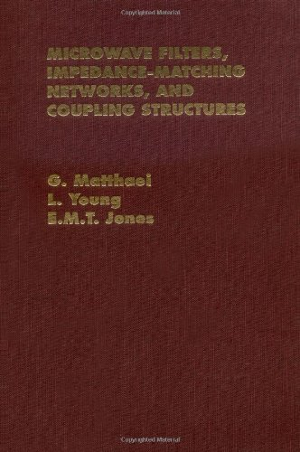 Large book cover: Microwave Filters, Impedance-Matching Networks, and Coupling Structures