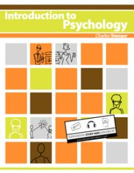 Introduction To Psychology Stangor Pdf
