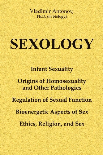 Large book cover: Sexology