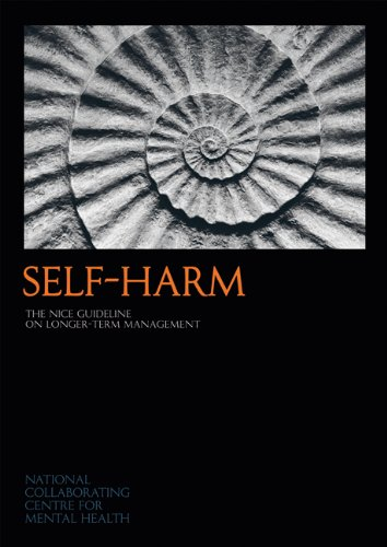 Large book cover: Self-Harm: Longer-Term Management