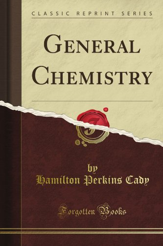 Large book cover: General Chemistry