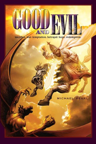 Large book cover: Good and Evil