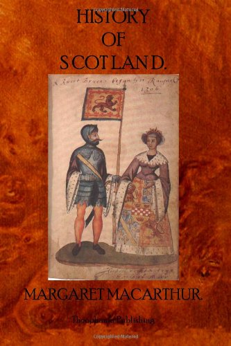 Large book cover: History of Scotland