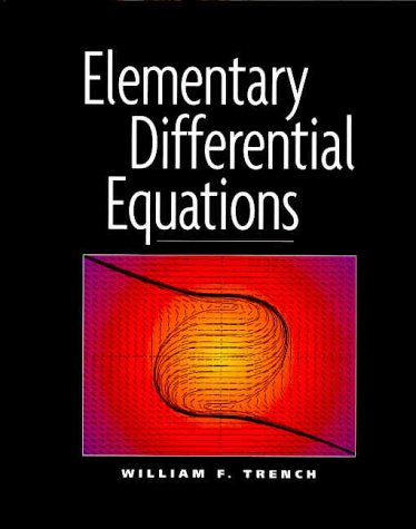 Elementary differential equations download link.